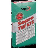 Sopro TNF – Эластичная, быстросхватывающаяся затирка для натурального камня, от 5 до 40 мм, 25 кг.
