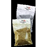 Sopro Brokat AU – Металлизированные блестки (глиттеры) для фуги, золотой цвет, 100гр