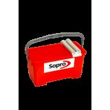 """Sopro 092 - Ведро """"плиточника"""" для удаления остатков затирки и удобной замывки фуги"""