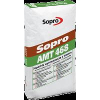 Sopro AMT 468 – Выравнивающая шпатлевка с содержанием трасса, 25 кг.