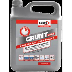 Sopro GD 749 – Грунтовка - концентрат для оснований с высокой впитывающей способностью, 5-25 кг.