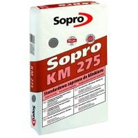 Sopro KM – Кладочный состав и фуга для объектов малой архитектуры, 25 кг